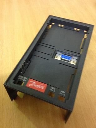 Lcp Display Mounting Holder For Keypad 130b1077 P N P