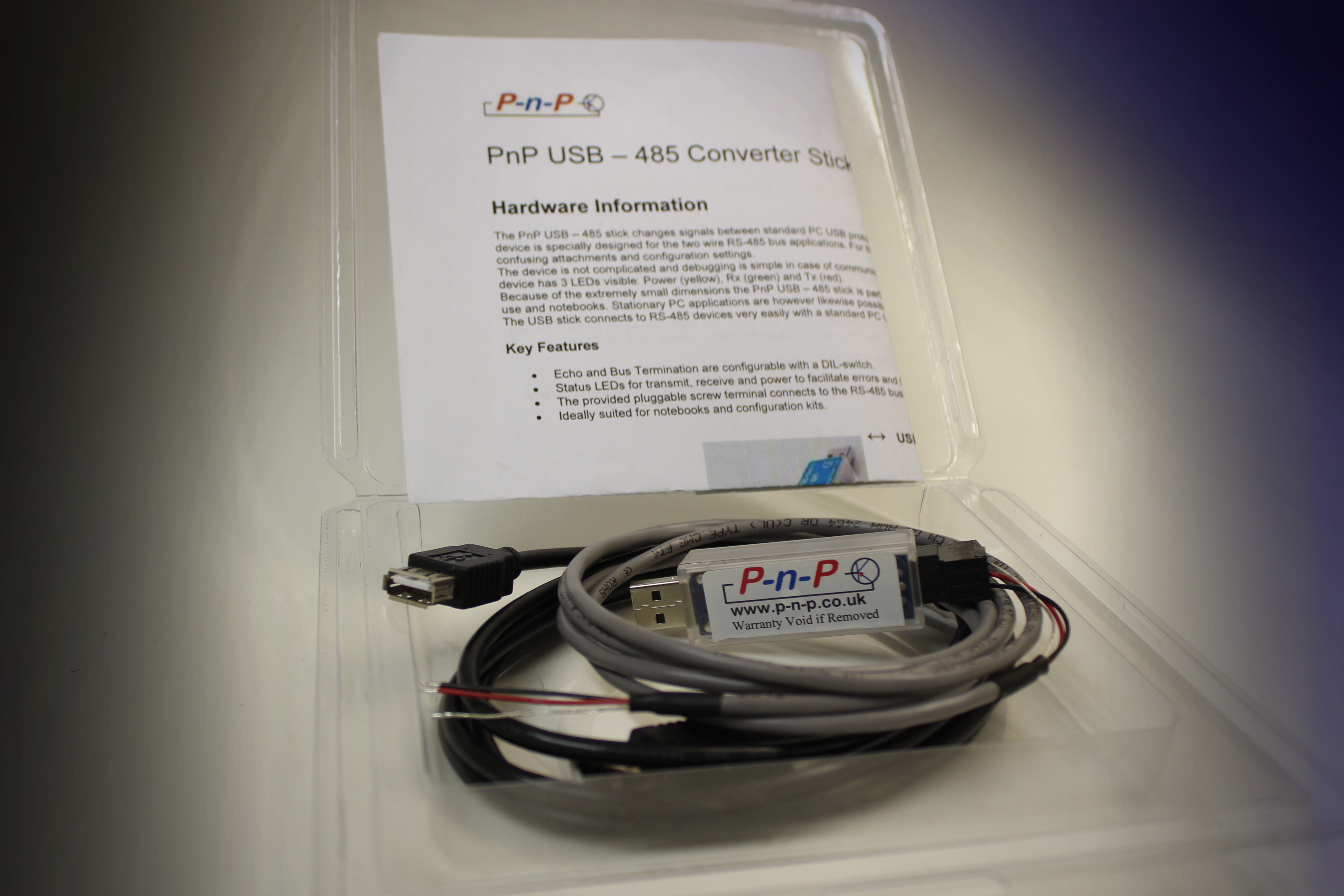 Pnp Usb To Rs 485 Converter Pnp Motion Controls