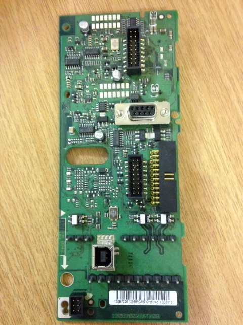 Danfoss Control Card 130b1109 Pnp Motion Controls